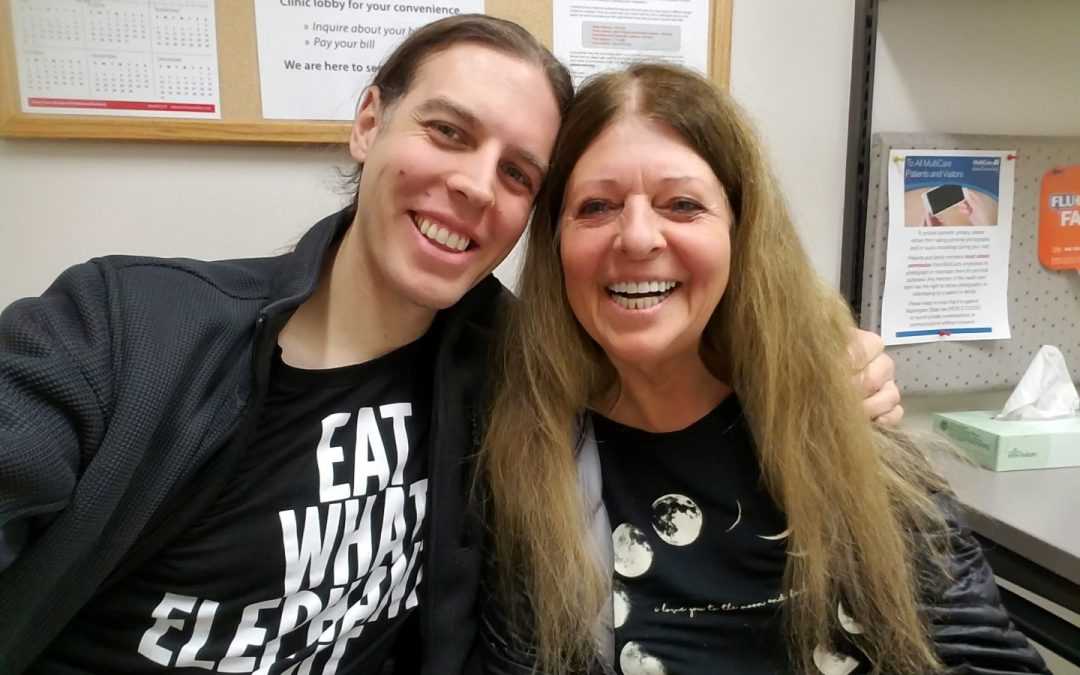 An Unexpected Journey to Urgent Care on World Vegan Day
