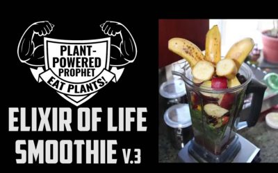 Elixir of Life Smoothie Video Released on Youtube