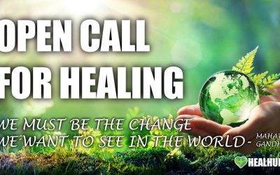 Open Call for Healing: A letter to the world